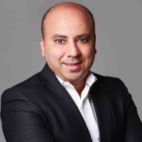 Mahmoud Elsheikh at Accounting & Finance Show Middle East 2019