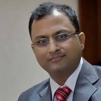 Anil Jain | Head Of Finance And Human Resources | Baqer Mohebi » speaking at Accounting Show ME