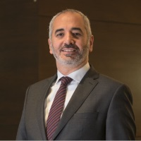 Wael Khalil at Accounting & Finance Show Middle East 2019