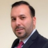 Yasser Sweidan at Accounting & Finance Show Middle East 2019