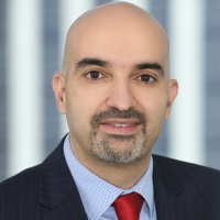 Mohamed Serokh at Accounting & Finance Show Middle East 2019
