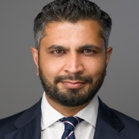Mubeen Khadir at Accounting & Finance Show Middle East 2019
