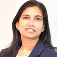 Sireesha Venkata at Accounting & Finance Show Middle East 2019