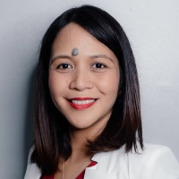 Grace Salvador at Seamless Philippines 2019