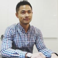 Mark Joseph Bantigue at Seamless Philippines 2019