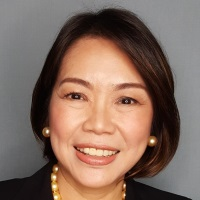 Agnes Theresa Salvador at Seamless Philippines 2019