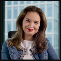 Diana Krumova at Seamless Philippines 2019