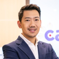 Hamilton Angluben | General Manager | Cashalo » speaking at Seamless Philippines