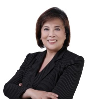Aida C Yuvienco | Director-Government Digital Transformation Bureau | Department of Information and Communications Technology » speaking at Seamless Philippines
