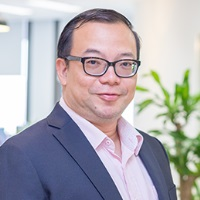 Cecil Su at Accounting & Finance Show Asia 2019