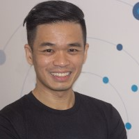 Derek Tang at Accounting & Finance Show Asia 2019