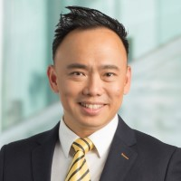 Marc Leong at Accounting & Finance Show Asia 2019