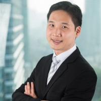 Jason Shong at Accounting & Finance Show Asia 2019