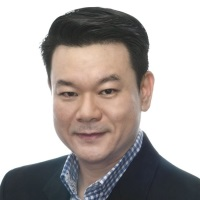 Daniel Ang at Accounting & Finance Show Asia 2019
