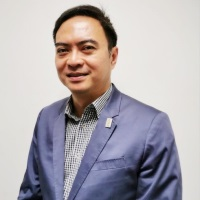 Alex Foong at Accounting & Finance Show Asia 2019