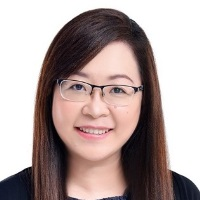 Jenny Tan at Accounting & Finance Show Asia 2019
