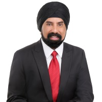 Sarjit Singh at Accounting & Finance Show Asia 2019