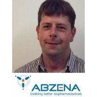 Mr Rob Holgate | Senior Director, Protein Engineering | Abzena » speaking at Festival of Biologics