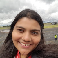 Lalitha Sivanaser | Chief Executive Officer | AirAsia ROKKI » speaking at Aviation Show MEASA