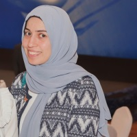 Amna Mohamed Abdulrasool | Controller Creative Services | Gulf Air » speaking at Aviation Show MEASA