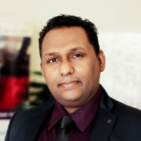 Ajai Jayathilakan | Acadamic | Modern College of Business » speaking at Aviation Show MEASA