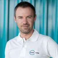 Oliver Dlouhy, Chief Executive Officer, Kiwi.com