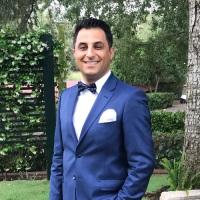 Farshid Rahimkhani | Chief Executive officer | Dreamdays » speaking at Aviation Show MEASA