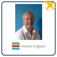 Paul Bryan | Geospatial Survey Manager | Historic England » speaking at UAV Show