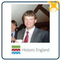 Gary Young | Geospatial Survey Analyst | Historic England » speaking at UAV Show
