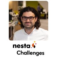 Olivier Usher, Lead, Research & Impact, NESTA Challenges