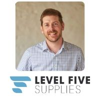 Alex Lawrence-Berkeley | Chief Executive Officer | Level Five Supplies Ltd » speaking at UAV Show