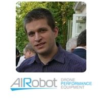 Jan Leyssens | COO | Airobot » speaking at UAV Show