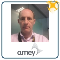 Michael Kehoe | Principal Its Engineer | Amey » speaking at UAV Show
