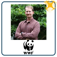 Bubba Cook | Western And Central Pacific Tuna Programme Manager | WWF » speaking at UAV Show