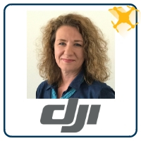Barbara Stelzner | Director, Marketing & Corporate Communication and Management Committee Member | DJI GmbH » speaking at UAV Show