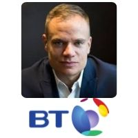 Adam Schink, Innovation Development Manager, BT