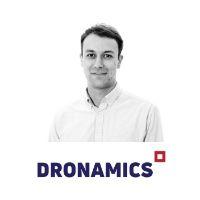 Filip Stanev | Strategy & Fundraising | Dronamics » speaking at UAV Show