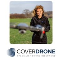 Jess Brown | Marketing Manager | Coverdrone » speaking at UAV Show