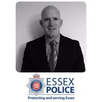 Perran Bonner, Drone Manager & Operations Lead, Essex Police