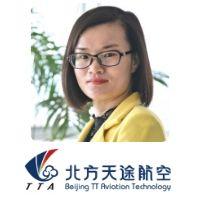 Lilian Lee | International Trade Director | Beijing TT Aviation Technology Co » speaking at UAV Show