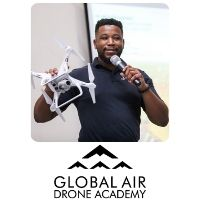 Eno Umoh | Co-Founder | Global Air Drone Academy » speaking at UAV Show