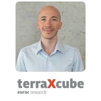 Andrea Vilardi, Senior Researcher, terraXcube (EURAC Research)