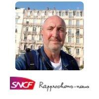 Benoit Le Ber | Correspondant Assurance à la Direction Juridique Groupe SNCF | SNCF » speaking at UAV Show
