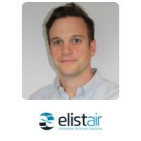 Steve Allcock | Key Account Manager- UK & MEA | Elistair » speaking at UAV Show