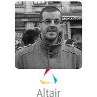 Gonçalo Pereira | Principal Engineer | Altair Engineering Ltd » speaking at UAV Show
