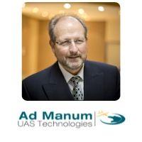 Jon Laughton | Managing Director | Ad Manum UAS Technologies Ltd » speaking at UAV Show