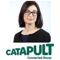 Anna Pages Maso | Lead Technologist | Connected Places Catapult » speaking at UAV Show