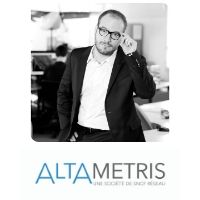 Anthony-Victor Mehl | Director, Sales And Marketing | Altametris » speaking at UAV Show