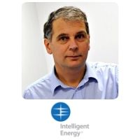 Paul Adcock | AC Business Development Director | Intelligent Energy » speaking at UAV Show