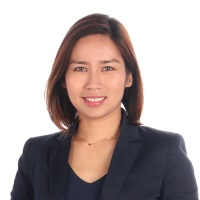 Andrea Madrid at The Roads & Traffic Expo Philippines 2019
